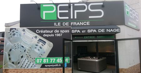magasin  SPA PEIPS ÎLE DE FRANCE 95